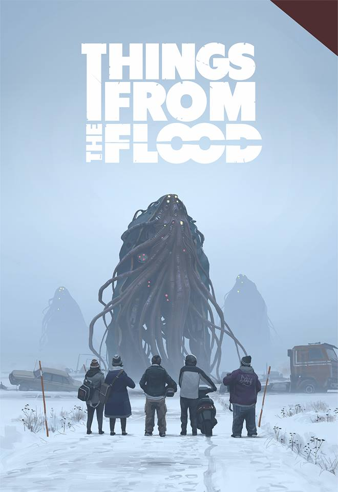 Things From The Flood - Fria Ligan