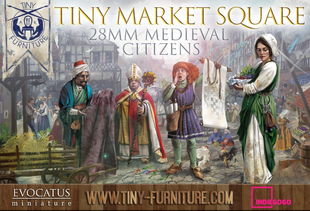 Tiny Market Square - Tiny Furniture