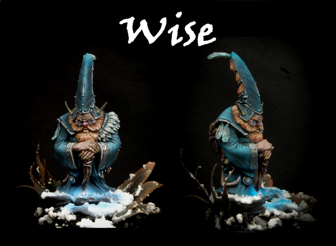 Wise - Ourborosos Miniatures