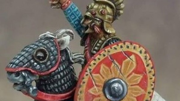 Footsore's New Belisarius Commands The Byzantine Armies