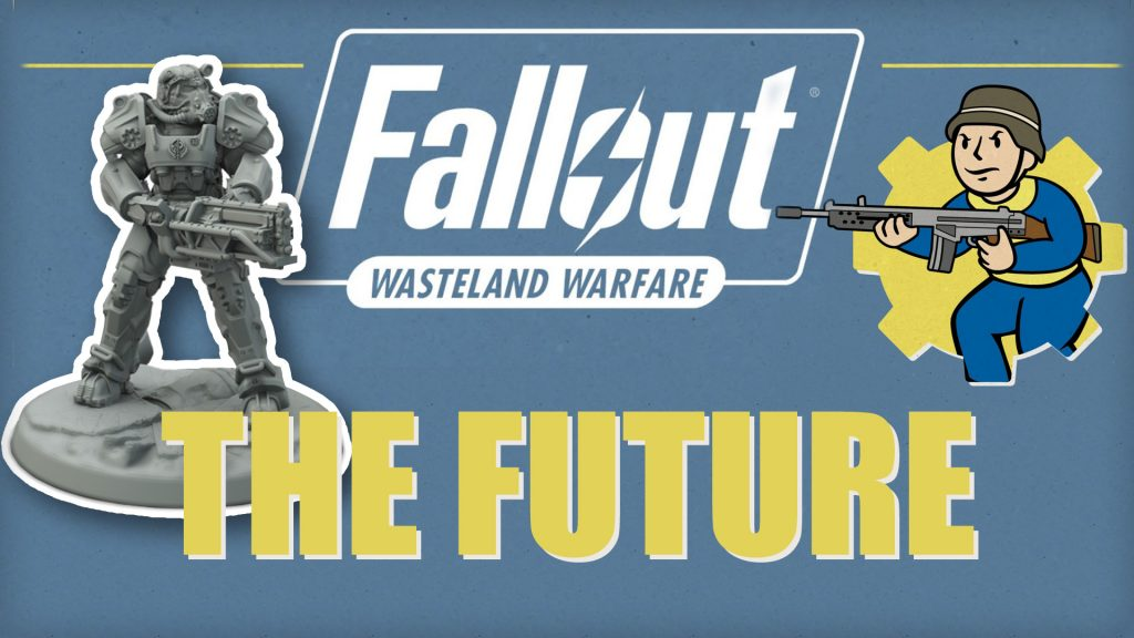 The Future of Fallout Wasteland Warfare With Modiphius
