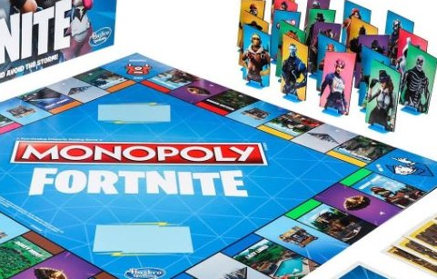 Fortnite Finds Its Way Into The World Of Monopoly Ontabletop