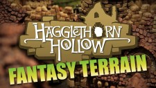 Weta Sculptor Explores Hagglethorn Hollow