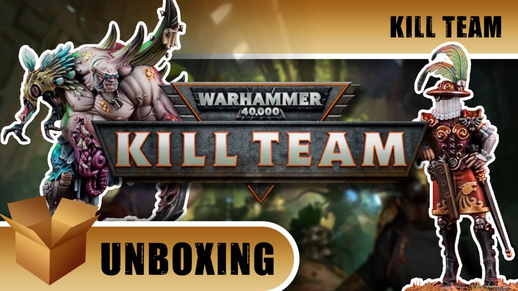 Kill Team Unboxing: Rogue Trader