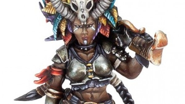 Forge World Bring Forth Escher Hunters & Ancient Constructs Soon