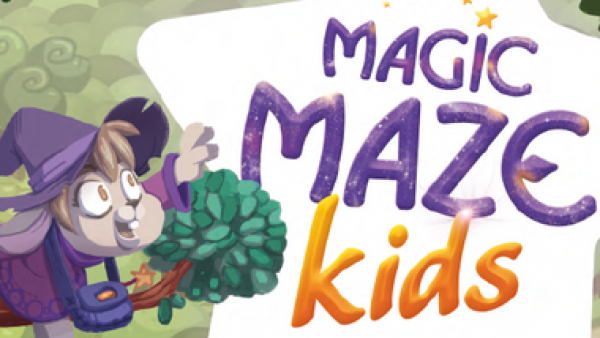 Work Together & Save The King In Magic Maze Kids