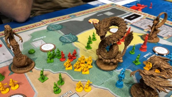Kolossal Brings Mayan Culture To The Tabletop In Mezo