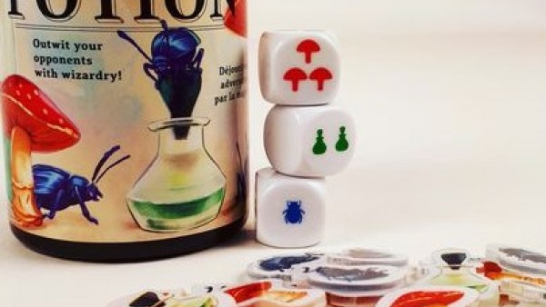 Let Dice Determine Your Draughts With The Potion