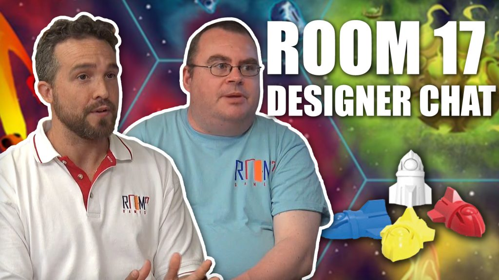 Room 17 Games: Designer Chat