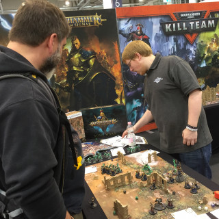 Games Workshop Take Us From Mortal Realms To The Grim, Darkness Of The Far Future