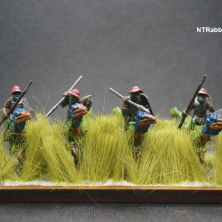 Mounted Reinforcements