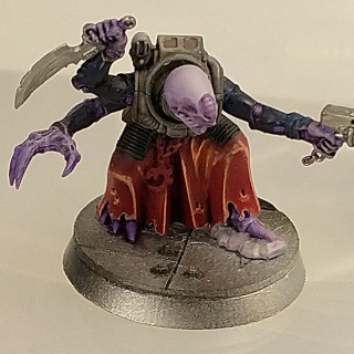 Genestealer Hybrids (Cultists that are ready to go for this project and Rules)