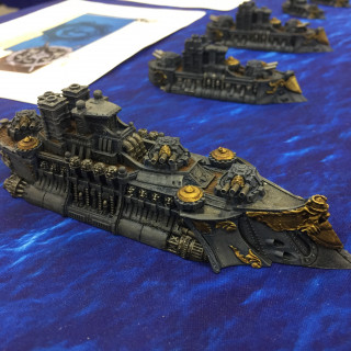 Dystopian Wars And Wild West Exodus Sail Into The Warcradle Stand +WIN A WWX Forlorn Hope Set