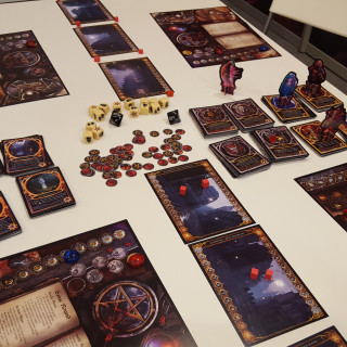 Debbie From White Wizard Discusses Hero Realms + Star Realms