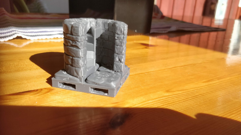 One of my first good prints