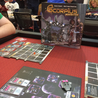 AEG Open Up Their War Chest & Smuggle In Space With Scorpius Freighters + Win Games!
