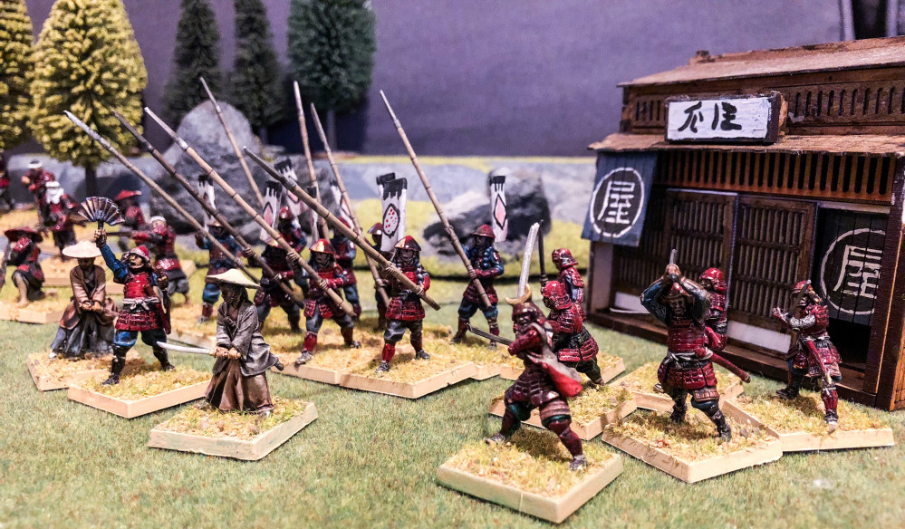 Kensei Armies for ongoing story.