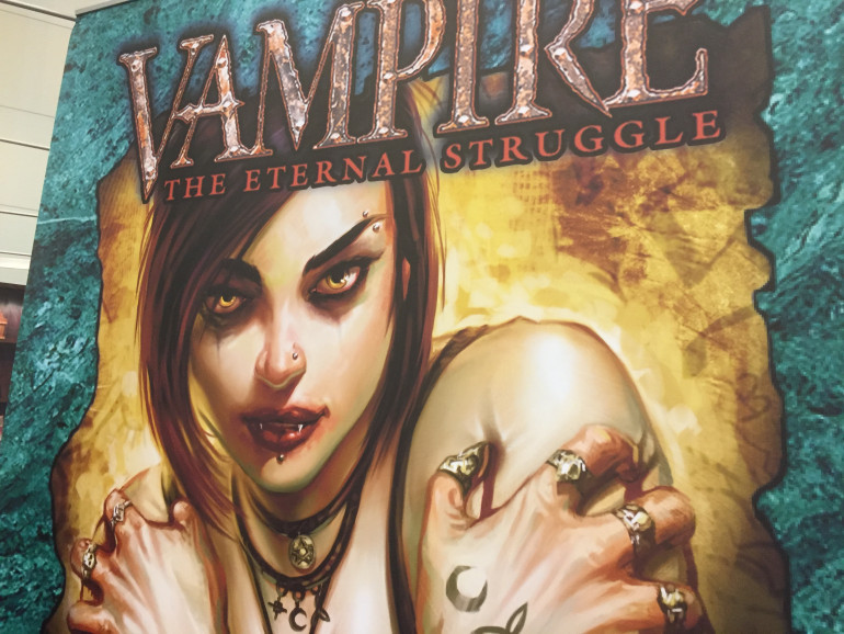 White Wolf Keep Up The Masquerade With Vampire & More For World Of Darkness