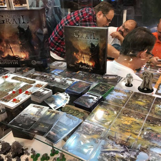Awaken Realms Talk Arthurian Legends In Tainted Grail + Win Exclusive Goodies!