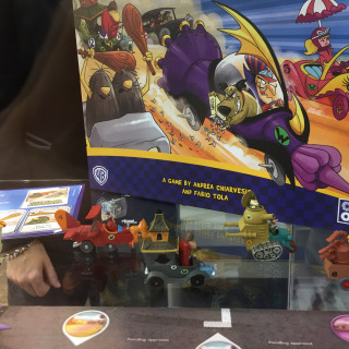 Exploring CMON's Death May Die With Eric Lang + Wacky Races - WIN Gizmos!