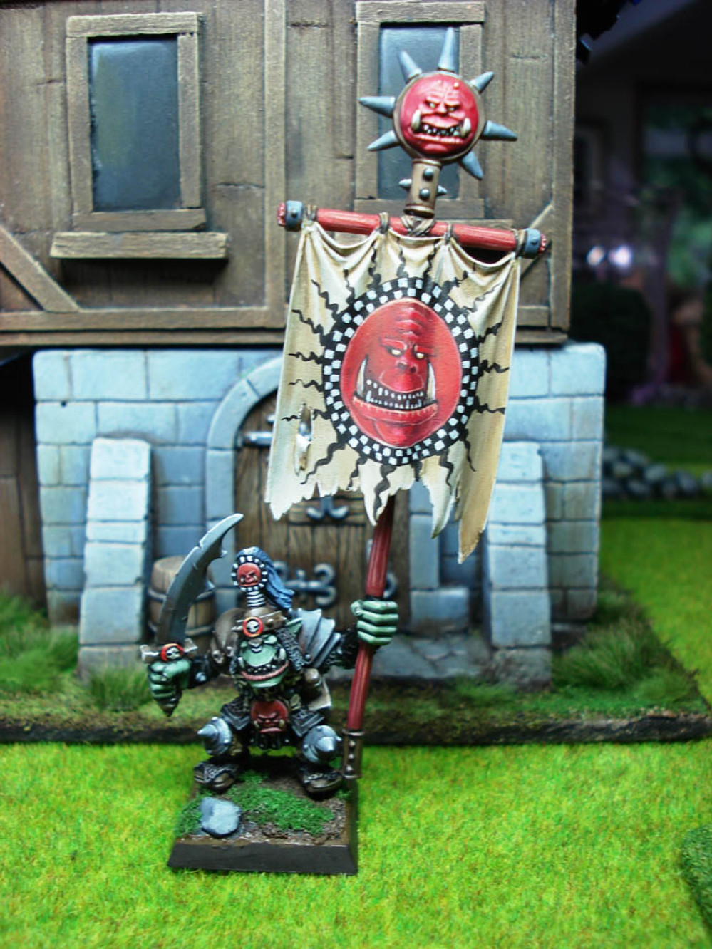 Oldhammer Banners