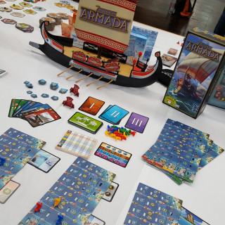 Set Sail & Revisit 7 Wonders With Armada Expansion