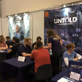 Holding On & Getting The Lowdown From Hub Games - WIN Holding On!