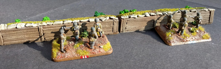 Trenches - Finished