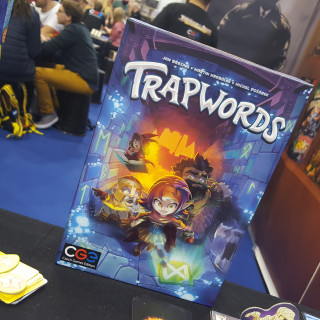 CGE Run Us Through The Awesome Trapwords, Codenames & More + Win A Signed Trapwords!