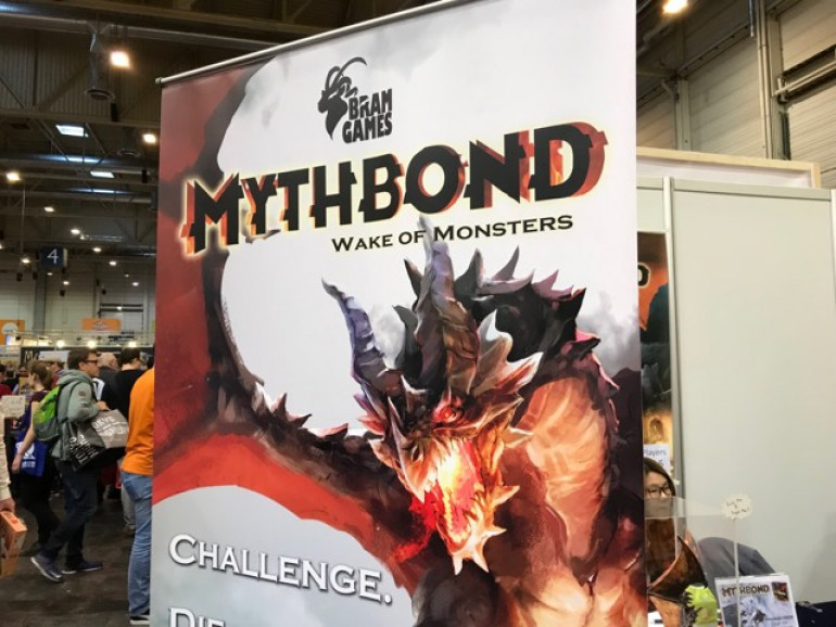 Wake The Monsters In Mythbond