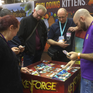 Fantasy Flight Have Something Unique In Keyforge And Discover + WIN Two Keyforge Decks