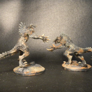 Deathclaw conversion