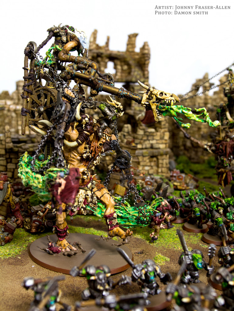 Orks and Goblins