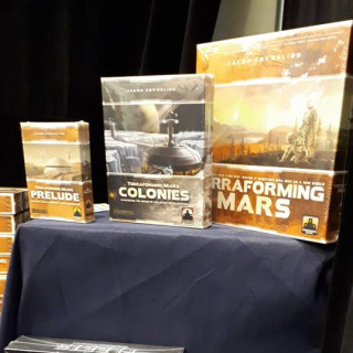 Look To The Stars With New Terraforming Mars Expansions + Win An Expansion!