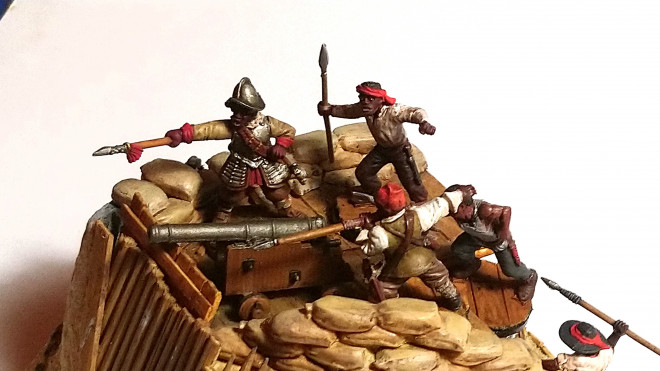 Blood and Plunder – Getting Started