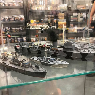 Warlord Games Take Us To Cruel Seas & The Skies Of WWII + Win A Prize!