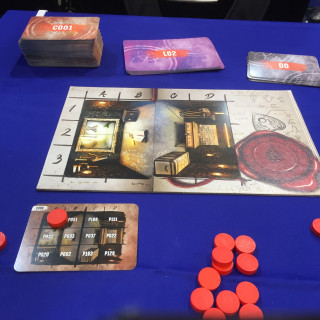 Board and Dice Tell Us Story of Escape Tales: The Awakening + WIN The Game