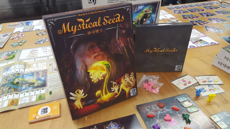 Discover The Power Of The Earth In Mystical Seeds