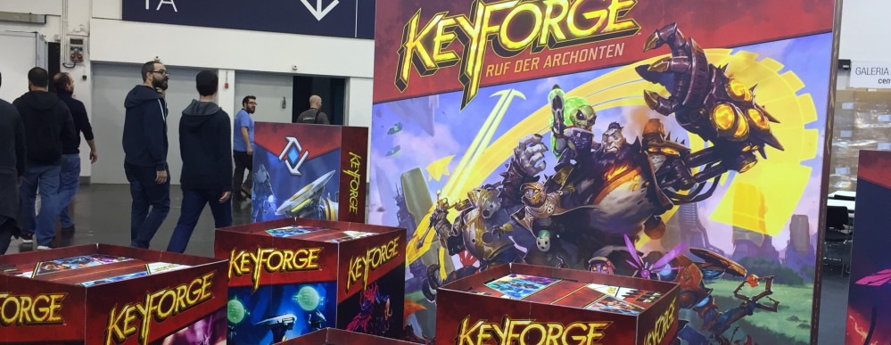 Can't Wait To Give KeyForge A Go!