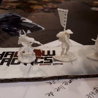 Antler Games Are Bringing Shadow Tactics To The Tabletop