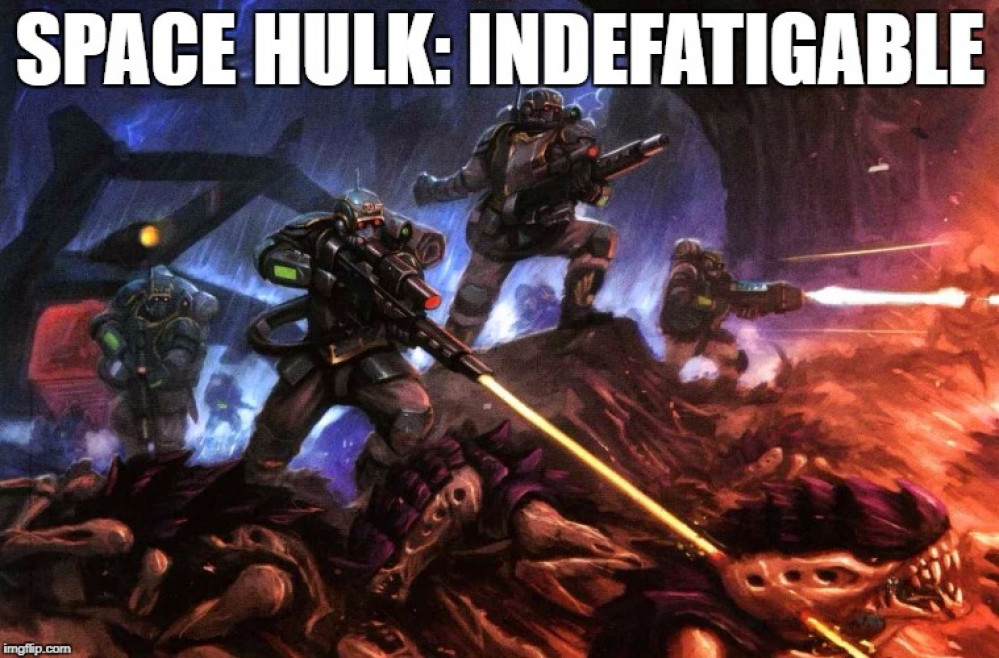 INQUISITORIAL RECORDS FROM THE SPACE HULK: INDEFATIGABLE INCIDENT