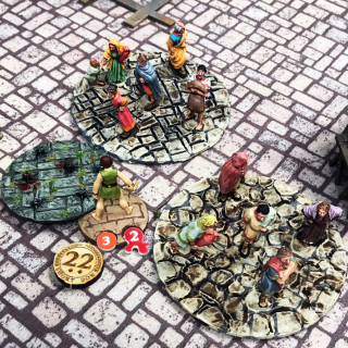 Governance of Derventio, Gangs of Rome Campaign Day, The Third Game