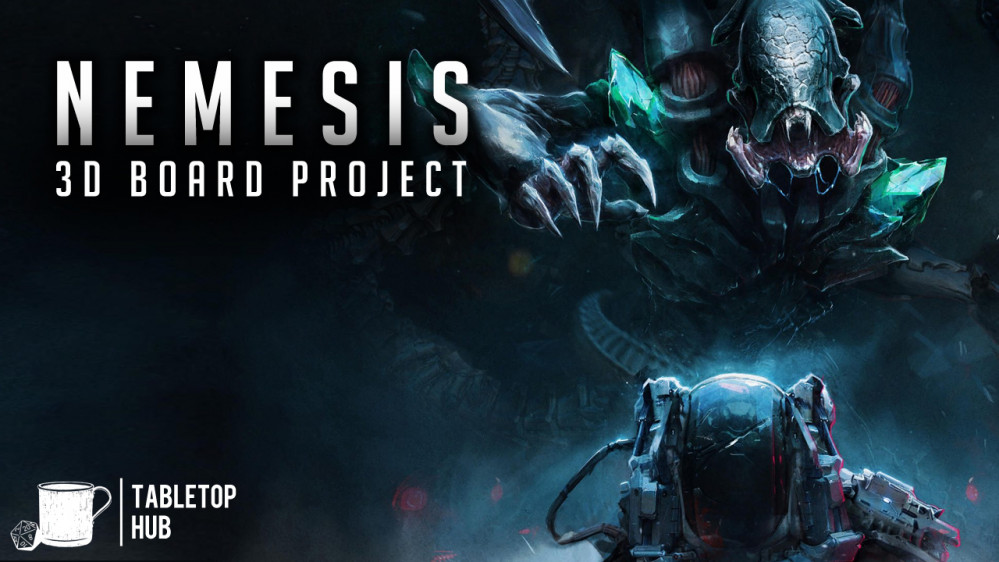NEMESIS: Board Project – The Tabletop Hub