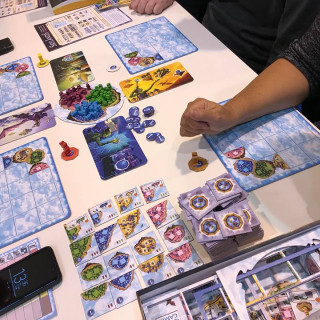 Queen Games Take Us Through New Releases Like Luxor, Bastille & Skylands