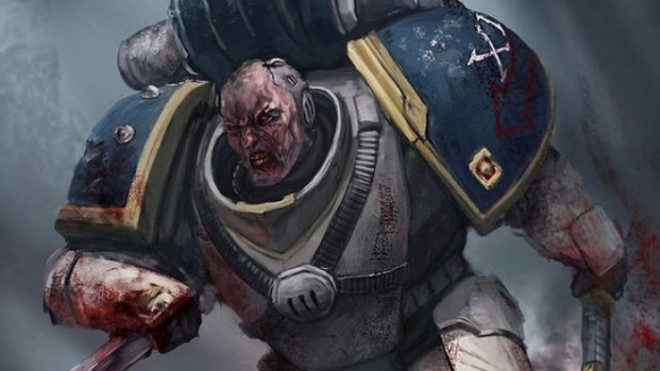 Horus Heresy – World Eaters Paintblog by Andre77
