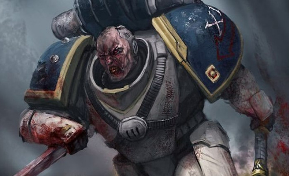 Horus Heresy - World Eaters Paintblog by Andre77