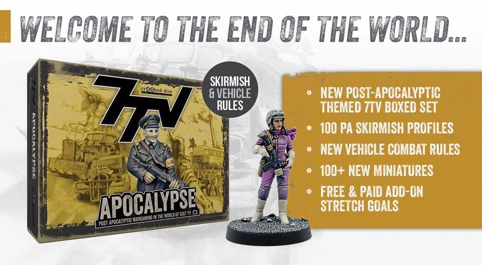 7TV Apocalypse Set - Crooked Dice