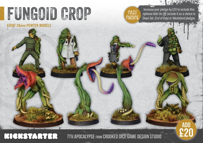 7TV Fungoid Crop - Crooked Dice