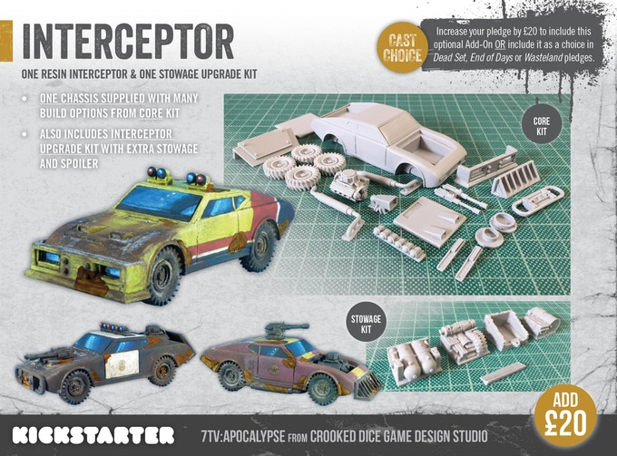 7TV Interceptor - Crooked Dice