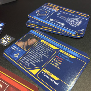 Checking Out The Gameplay Of Ares Games' Battlestar Galactica: Starship Battles + Win The Game!